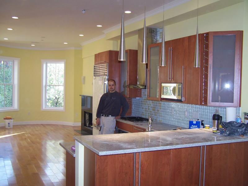 Lev Simkhovich And Sons Co In Boston MA New Construction Impressive Kitchen Remodeling Boston Plans